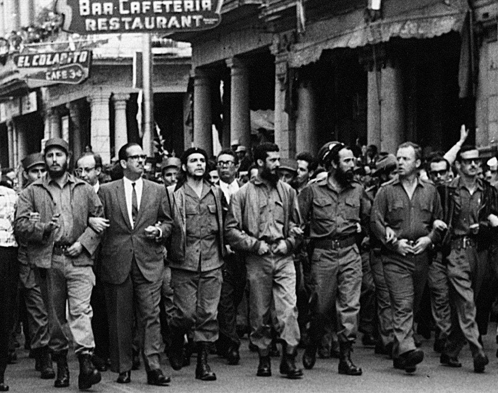 Marcha de la revolución cubana