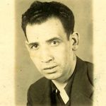 Domènec Servetó, en una imagen de su juventud. (MNR, Association nationale pour la mémorie des résistants e patriotes emprisonnés à Eysses)