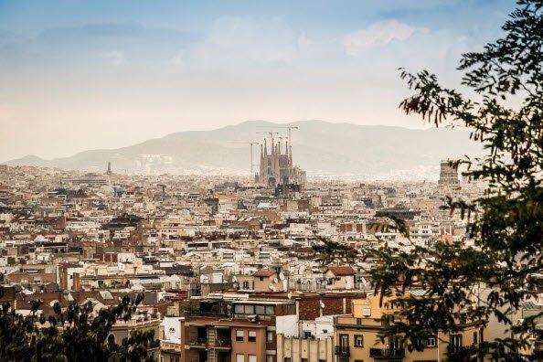 Pueblos cerca de Barcelona