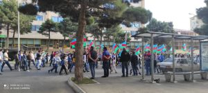 guerra entre Azerbaiyán y Armenia